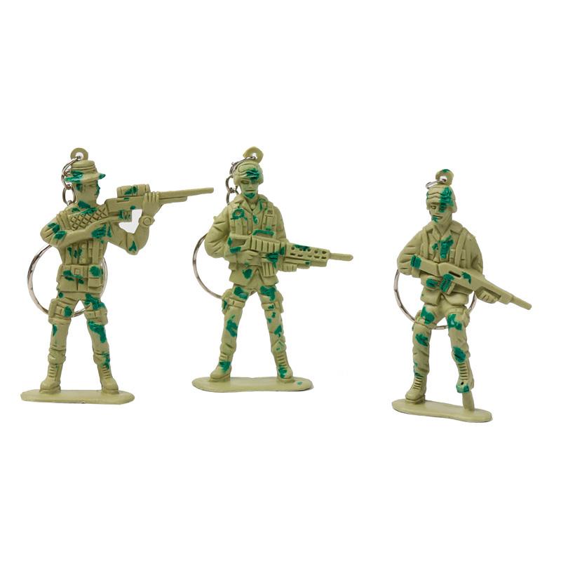 آویز و جا کلیدی سرباز چریک