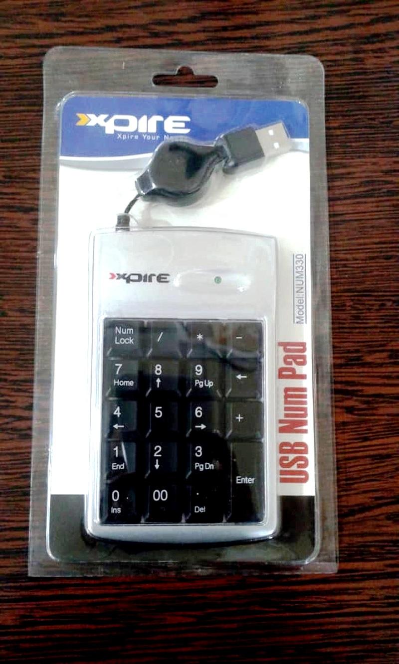 کیبرد ماشین حساب  XPIRE NUM330
