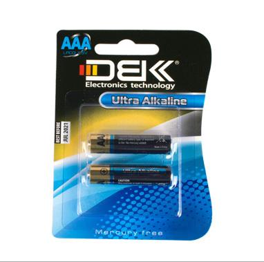 باتری نیم قلم DBK ULTRA ALKALINE