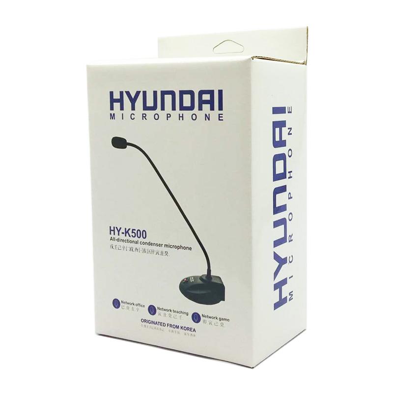 میکروفون رومیزی HYUNDAI HY-K500