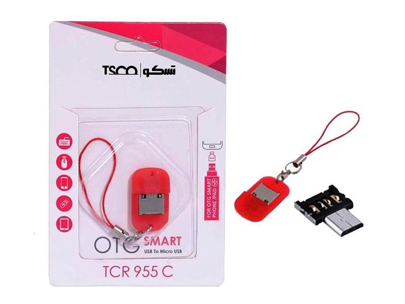 تبدیل او تی جی تسکو میکرو MICRO USB OTG TSCO 955 C