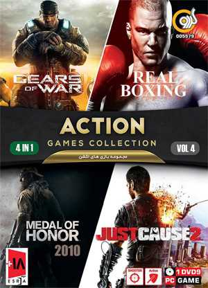 Action Games Collection 4in1 Vol.4