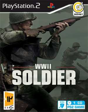 WWII Soldier PS2