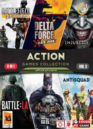 Action Games Collection 6in1 Vol.3