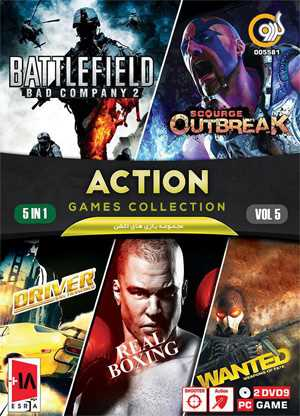 Action Games Collection 5in1 Vol.5