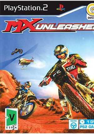 MX Unleashed PS2