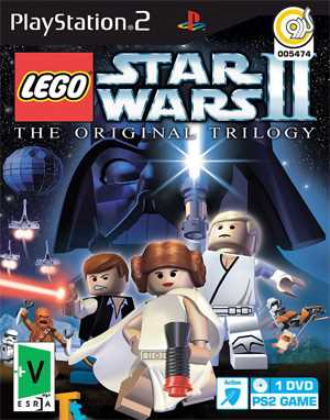 Lego Star Wars II The Orginal Trilogy PS2