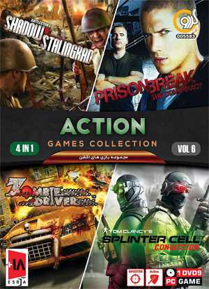 Action Games Collection 4in1 Vol.6
