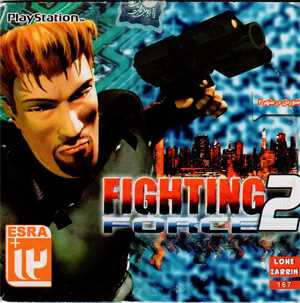 FIGHTING FORCE2 ps1