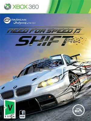 Need For Speed Shift (XBOX)